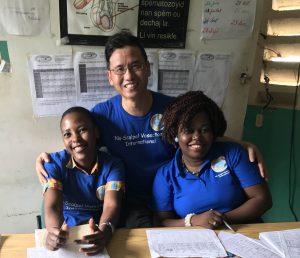 drshu-and-haitian-volunteers-8
